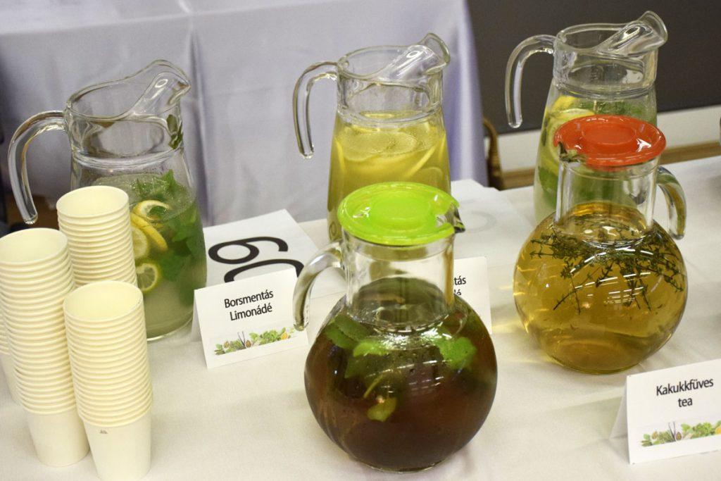 Fűszeres limonádék és teák