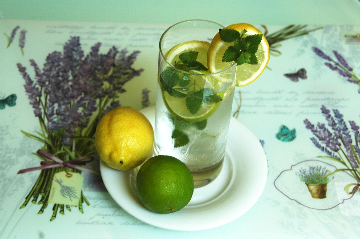 Citromfüves limonádé