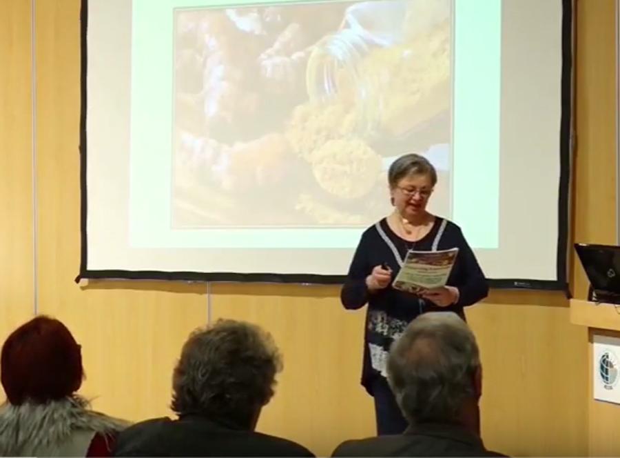 Kurkuma - Dr. Nyári Zsuzsa előadása