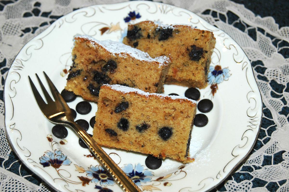 Batátás sütemény