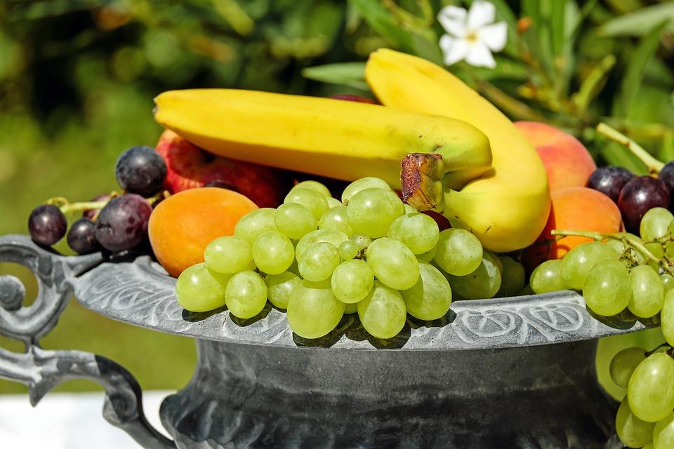 Gyümölcs mosás