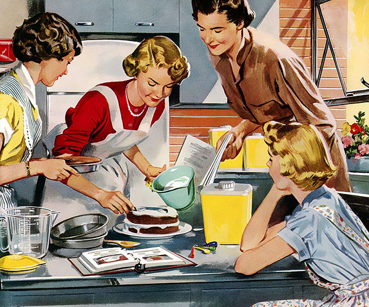 Közös főzés