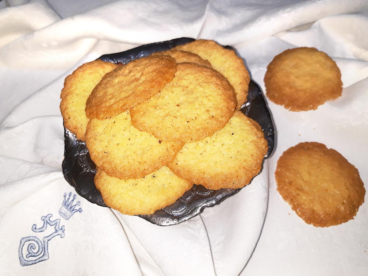 Kókusz keksz