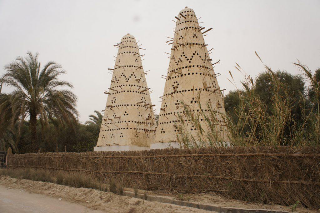 Egyiptomi galamb torony Siwan