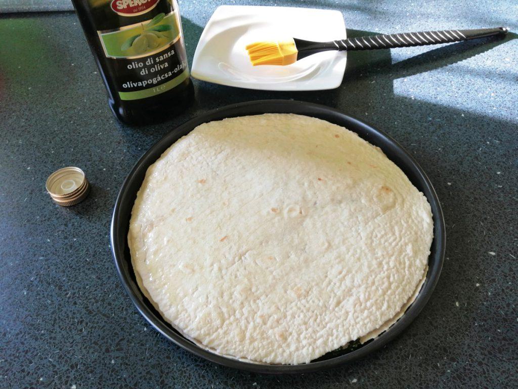 Melegszendvics tortillából