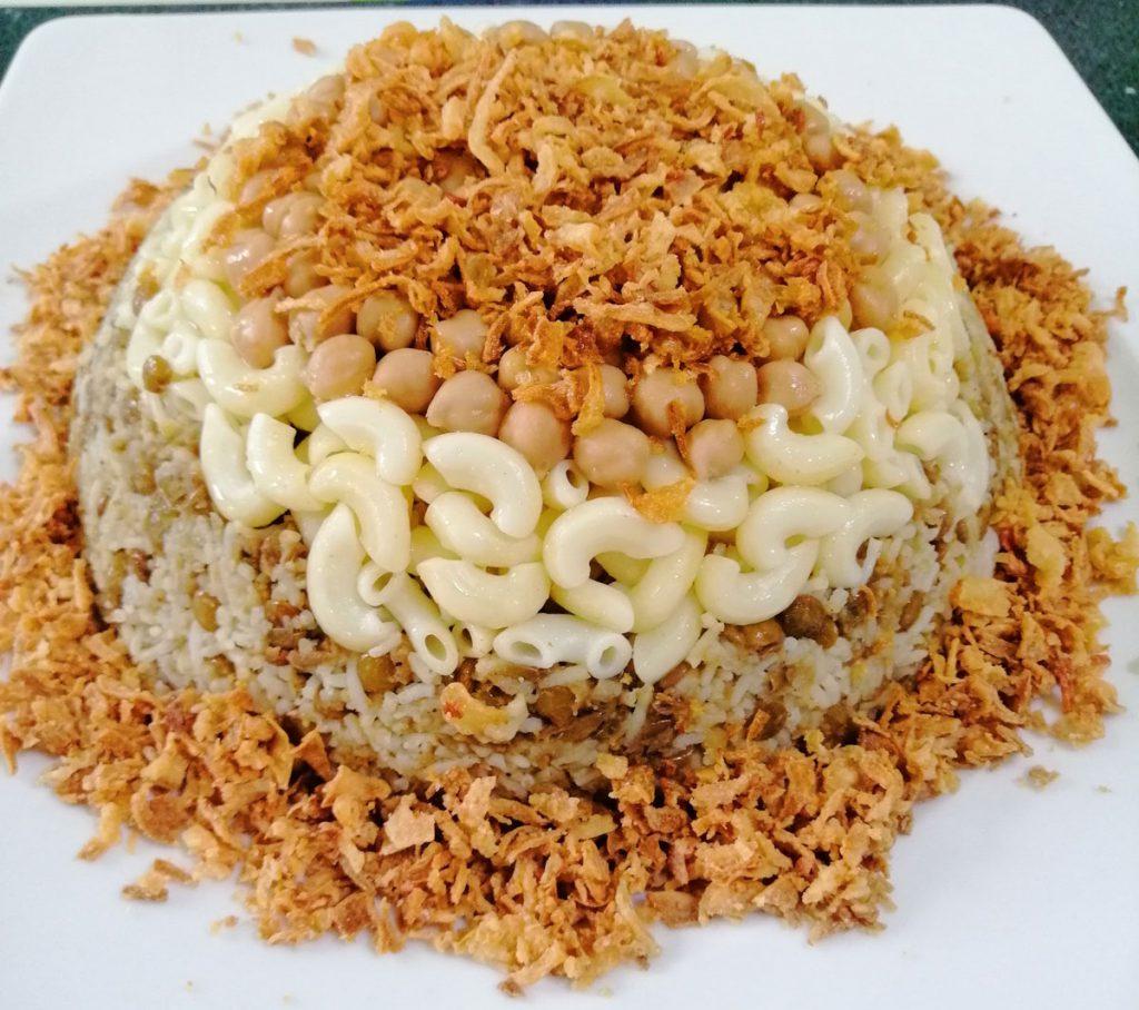 Lencsés rizs