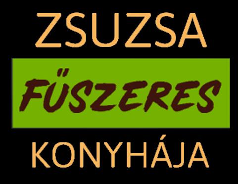 Zsuzsa fűszeres konyhája
